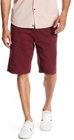 Micros Belted Twill Short