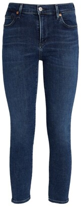 Citizens of Humanity Autorep Cropped Skinny Jeans