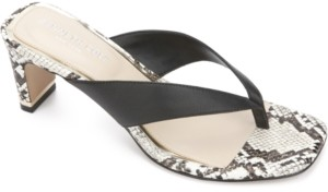 Kenneth Cole New York Women's Macen Toe-Thong Sandals Women's Shoes