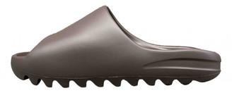 Yeezy Brown Plastic Sandals