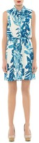 Alexia Admor Tropical Print Shirtdress