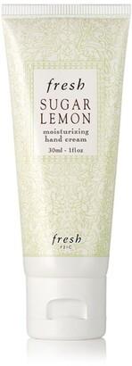 Fresh Sugar Lemon Moisturising Hand Cream