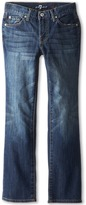 7 For All Mankind Kids Standard Jean in New York Dark (Big Kids)