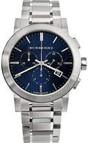 Burberry BU9363 atainless steel chronograph watch