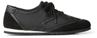 Jimmy Choo Leather Kato Sneakers