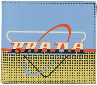 Prada Logo Wallet