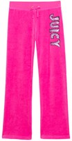 Juicy Couture Velour Meow Mar Vista Pant for Girls