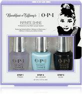 OPI 3-Pc. Breakfast at Tiffany's Infinite Shine Set