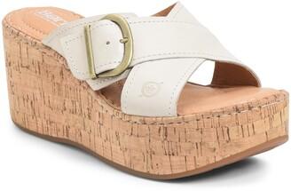 Børn Devona Platform Wedge Sandal
