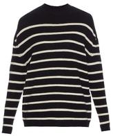 MiH Jeans Rib Breton wool sweater