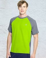 Champion Vapor Short Sleeve Colorblock Men's Tee Men's Shirts