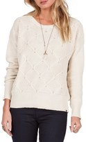 Volcom Chained Down Knit Crewneck Sweater