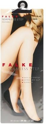 Falke Seamless-step Invisible Socks - Womens - Black