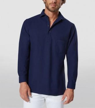 Sease Deck Long-Sleeved Polo Shirt