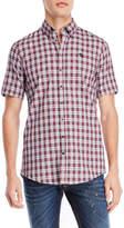 DSQUARED2 Short Sleeve Tartan Shirt