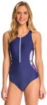 Roxy Women's Carribean Sunset One Piece Swimsuit 8137533