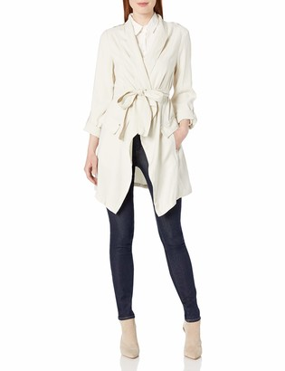 Jones New York Women's Drapey Twill Jacket