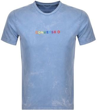 Converse Treatment T Shirt Blue