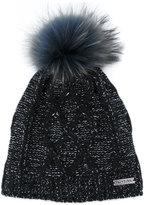 Norton Co. knit pom pom hat
