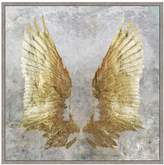Oliver Gal My Golden Wings (Canvas)