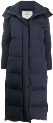 Woolrich Long Padded Coat