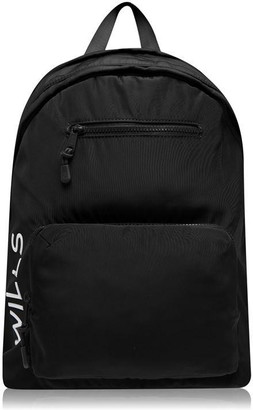 Jack Wills Hawkwood Nylon Backpack