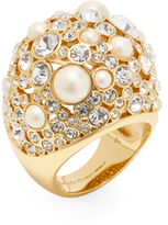 Kate Spade Pick A Pearl Cocktail Ring