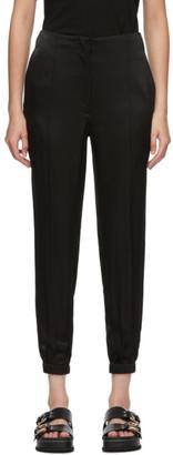 3.1 Phillip Lim Black Satin Trousers
