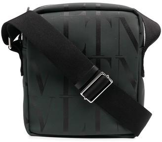 Valentino VLTN print crossbody bag