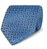 Charvet 9cm Silk-Jacquard Tie