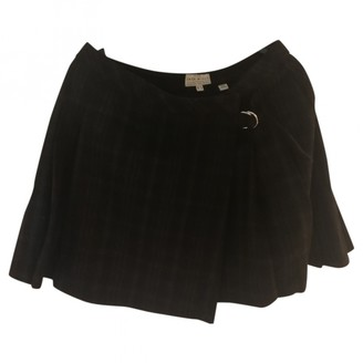 Jack Wills Black Wool Skirt for Women