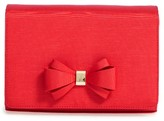 Ted Baker Grosgrain Clutch - Orange