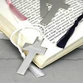 Silver Cross Hersey Silversmiths Personalised Bookmark