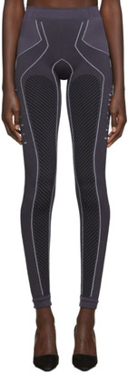 Unravel Grey Move Seamless Leggings
