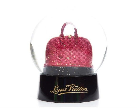 Louis Vuitton Pre-Owned Limited Edition VIP Alma Snow Globe