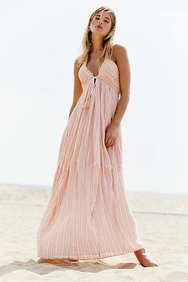 The Endless Summer Make A Splash Maxi Dress by at Free People