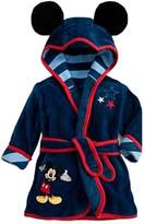 Ameny® Children Kids Coral Velvet Animal Cosplay Hoody Bathrobe Cape Suit Mickey Mouse