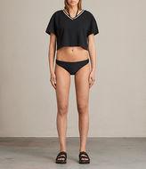 AllSaints Sofia Bikini Bottom