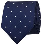 Geoffrey Beene Textured Spot Tie