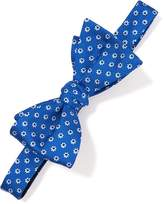 J.Mclaughlin Italian Silk Bowtie in Mini Daisy