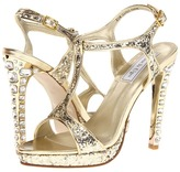 Touch Ups Darcy (Gold Glitter) - Footwear