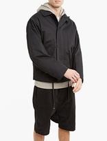 Helmut Lang Brushed Cotton Coach Jacket