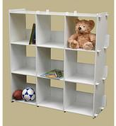 RiverRidge Kids White 9-pc. Cubby Storage