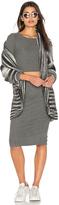 Bella Luxx Storm Stripe Cardigan