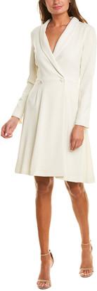 Issue New York Shawl Lapel Blazer Dress