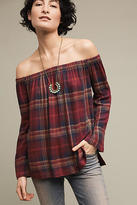 Cloth & Stone Homestead Off-The-Shoulder Top