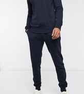 French Connection Essentials Tall jogger in slim fit in navy