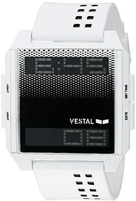 Vestal Unisex DIG040 Digichord Digital Display Quartz Watch