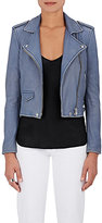 IRO Women's Ashville Leather Moto Jacket