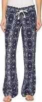 Roxy Women's Oceanside Printed Pant